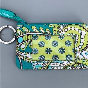 Like new Vera Bradley ID pouch